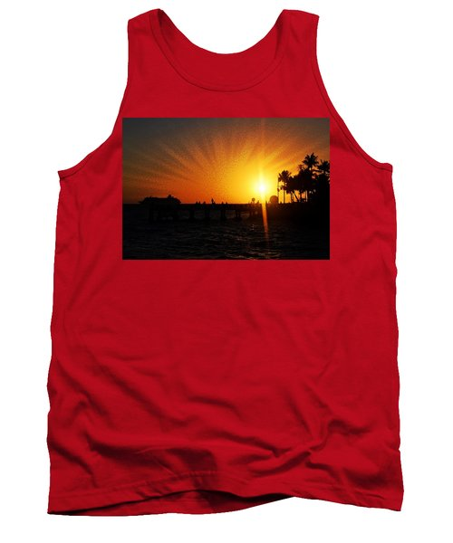 Eventide Tank Top by JAMART Photography