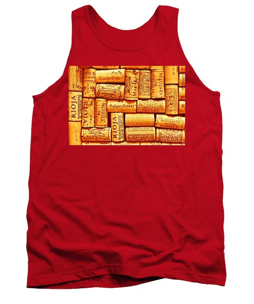 Every Which Way Rioja Tank Top