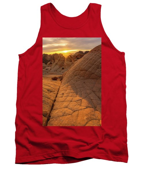 Exploring New Worlds Tank Top by Dustin LeFevre