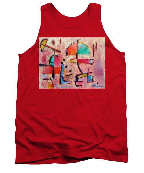 Expression # 12 Tank Top by Jason Williamson