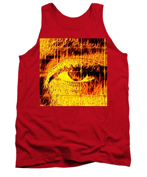 Face The Fire Tank Top