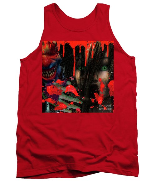 Face Your Fears Tank Top