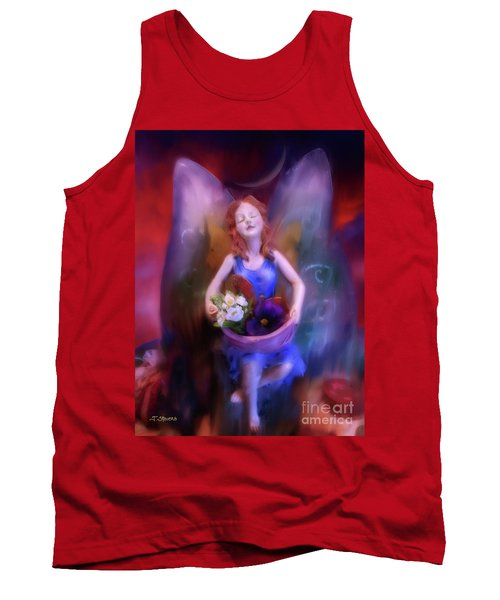 Fairy Of The Garden Tank Top