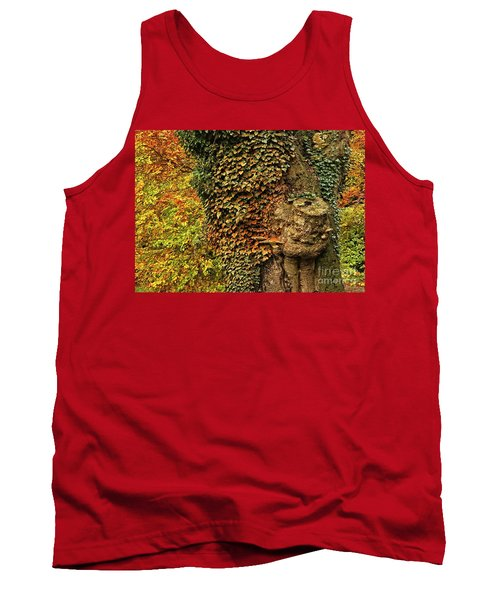 Fall Colors In Nature Tank Top