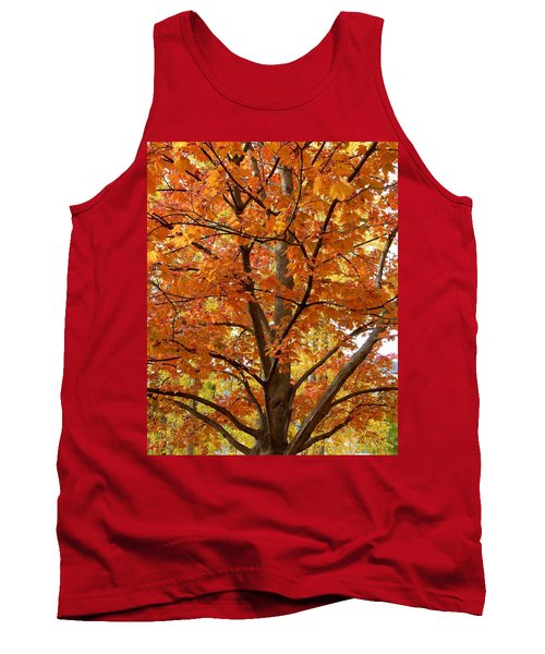 Fall In Kayloya Park 2 Tank Top