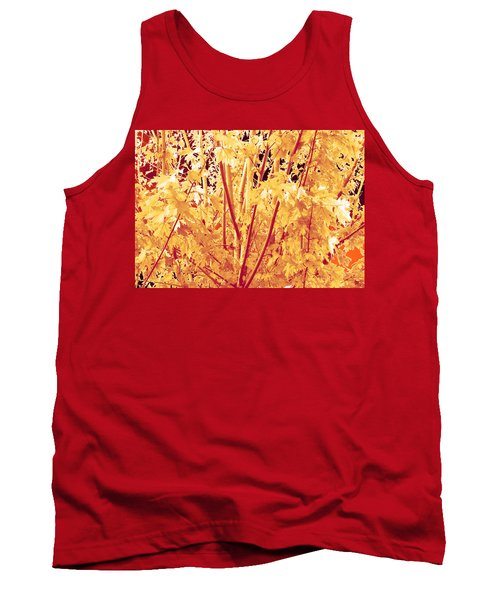 Fall Leaves #1 Tank Top