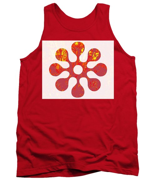 Fall Leaves #11 Tank Top