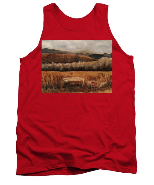 Fall Plains Tank Top