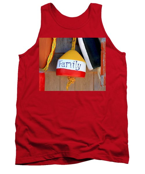 Family Buoy Tank Top