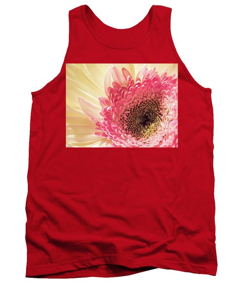 Fancy Pants Gerbera Daisy Tank Top