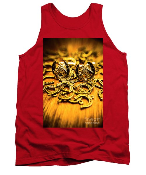 Fashions On The Field Tank Top