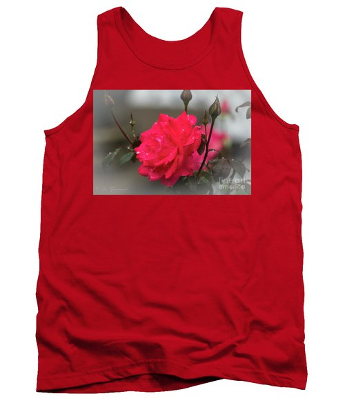 Feeling Rosy Tank Top