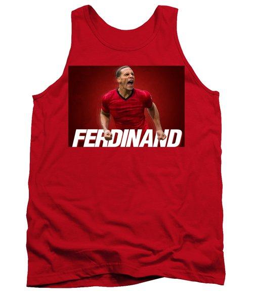 Ferdinand Tank Top by Semih Yurdabak