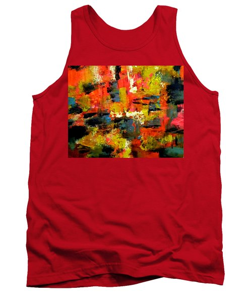 Festive Night Tank Top