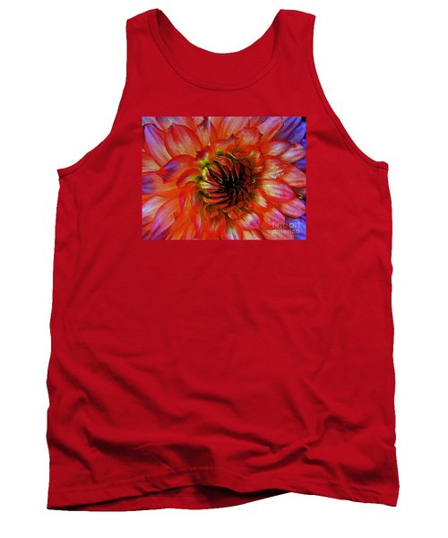 Tank Top featuring the photograph Fickle by Elfriede Fulda