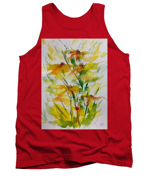 Field Bouquet Tank Top
