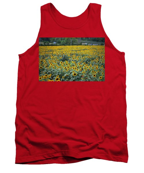 Field Of Flowers  Tank Top