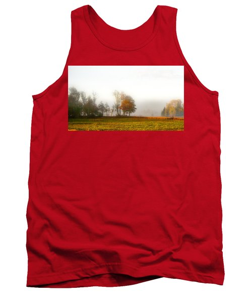 Field Of The Morn Tank Top