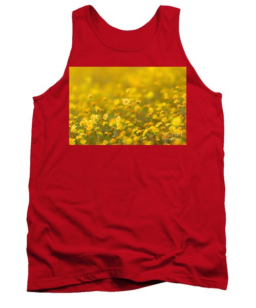 Fields Of Gold Tank Top