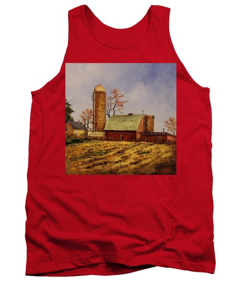 Fields Ready For Fall Tank Top