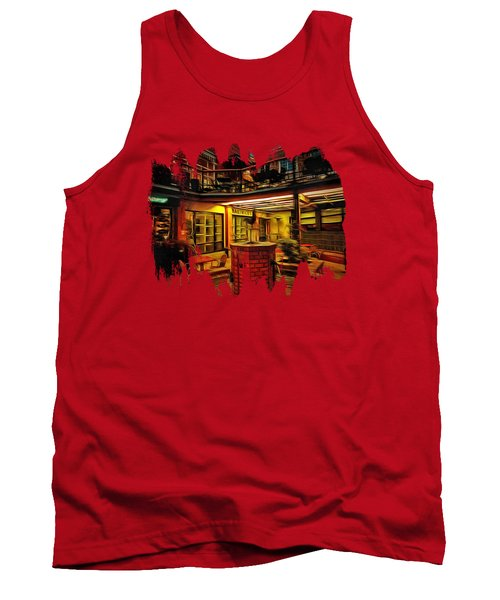 Fifth Street Public Market Tank Top