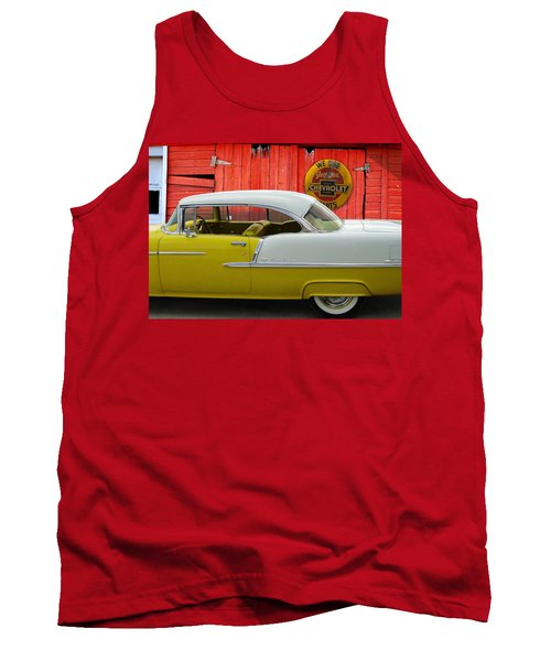 Fine 55 Tank Top by Rod Seel