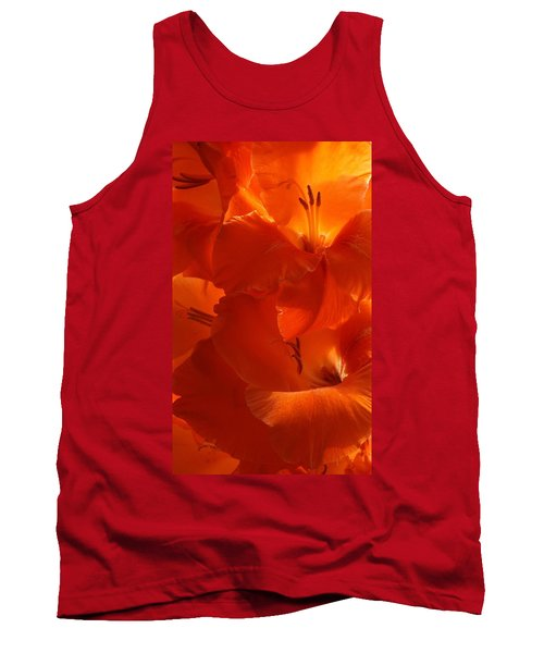 Fire Whispers Tank Top