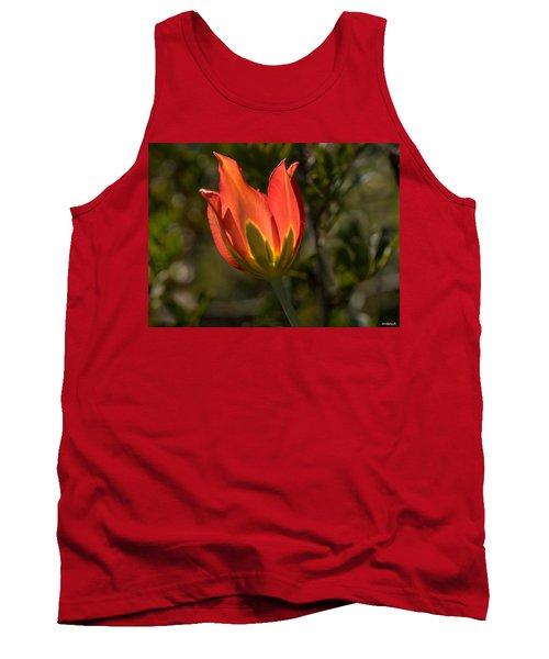 Flaming Beauyy Tank Top