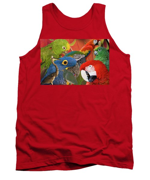 Florida Birds Tank Top