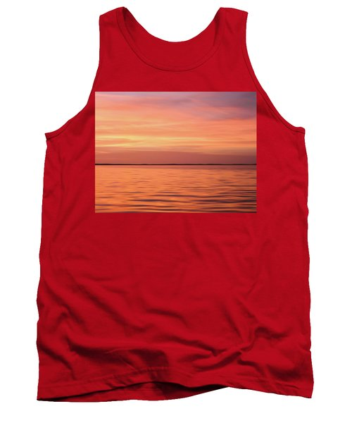 Florida Keys Sunset Impressions Tank Top