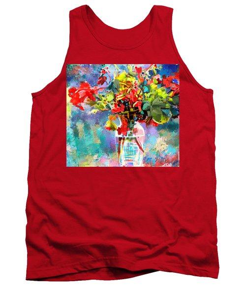 Flower Festival Tank Top
