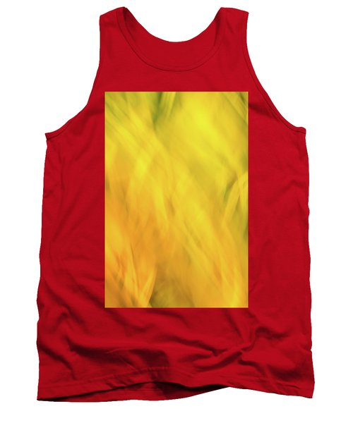 Flower Of Fire 2 Tank Top