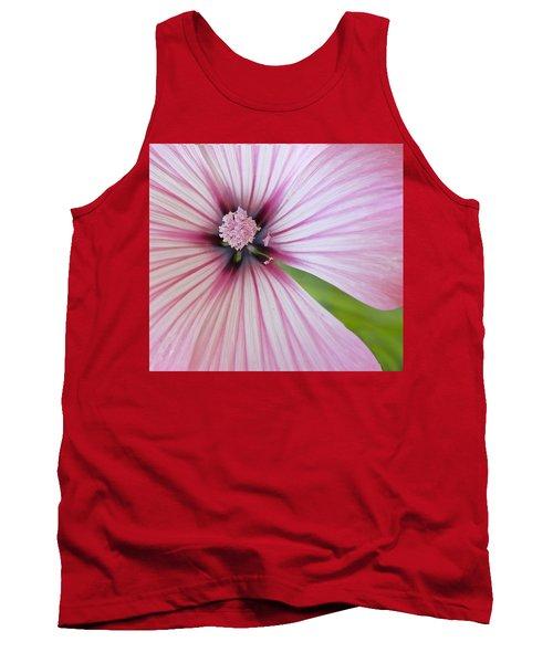 Flower Star Tank Top by Elvira Butler