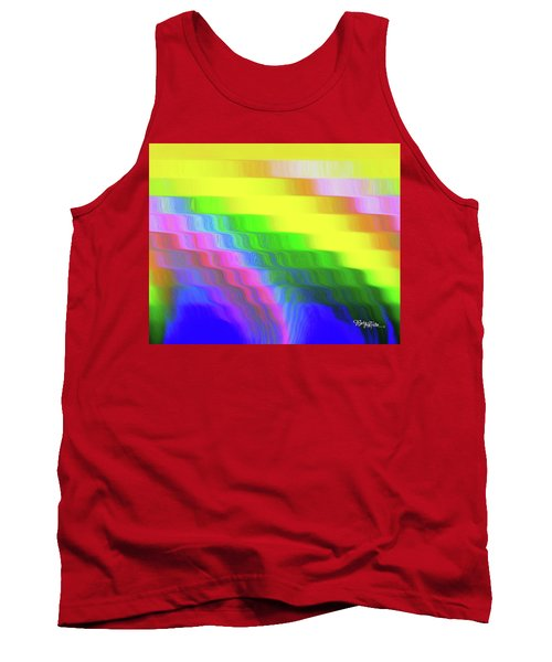 Flowing Whimsical #113 Tank Top
