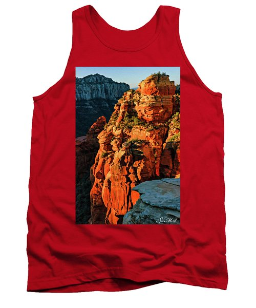 Flying Buttress 06-034 Tank Top