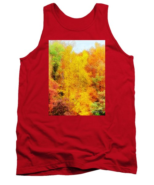 Forest Fire Tank Top
