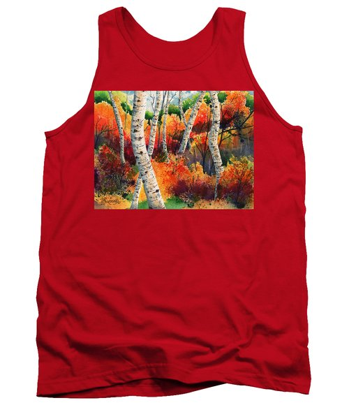 Forest In Color Tank Top