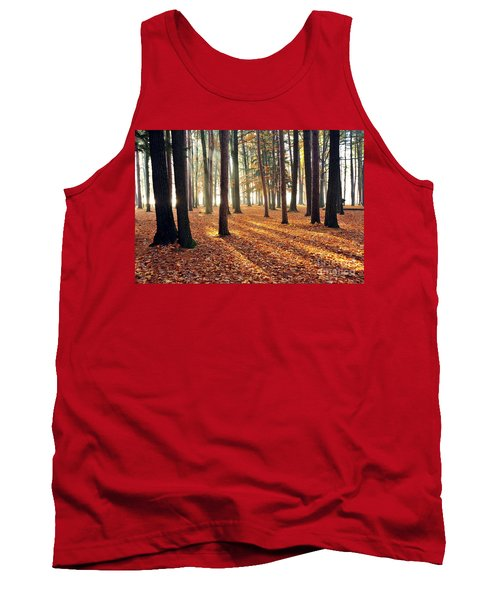 Forest Shadows Tank Top