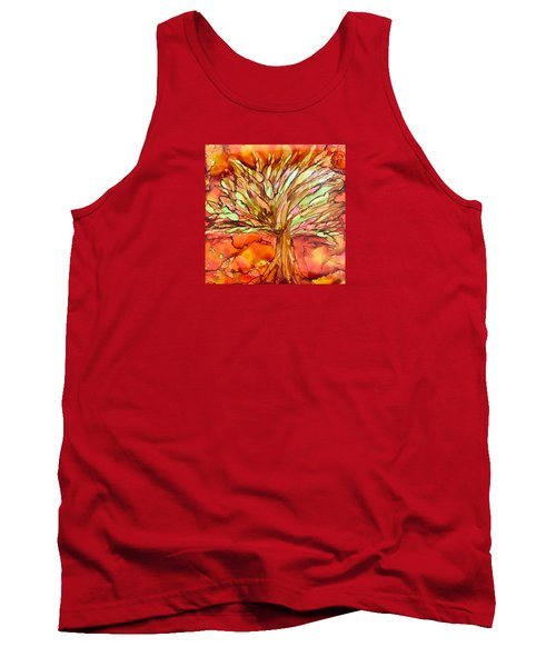 Forever Autumn Tank Top
