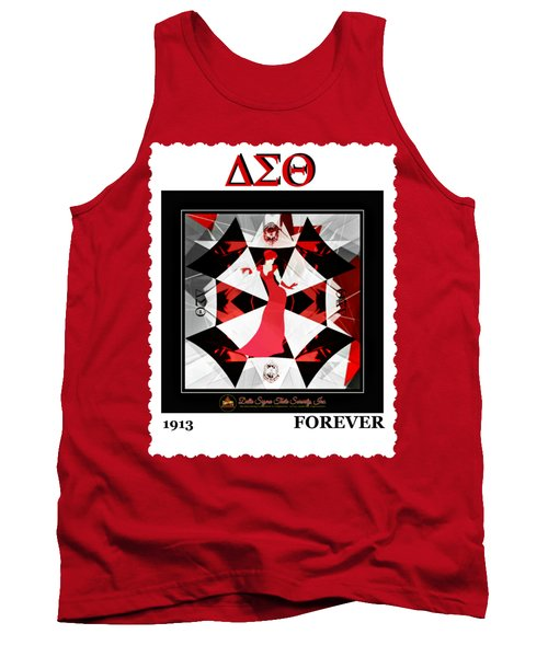 Forever Delta  Tank Top