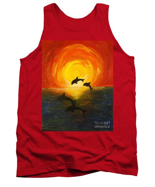 Forever Friends Tank Top