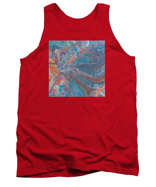 Fp Turquoise Tank Top