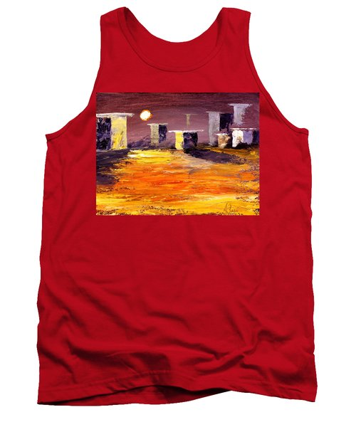Fragile Structures Tank Top