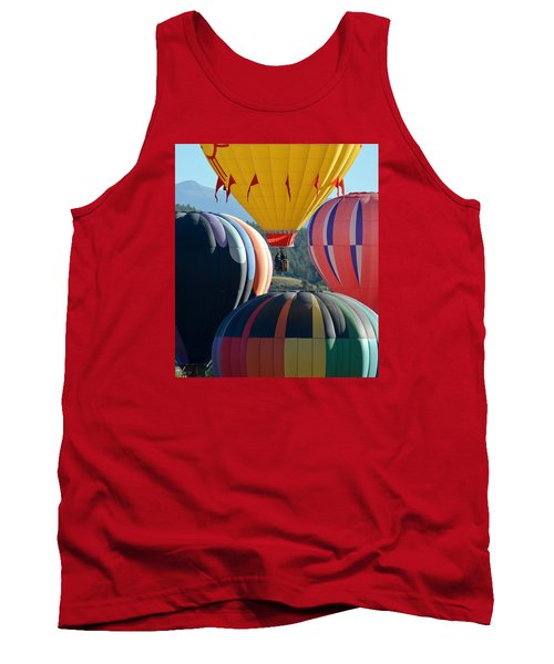 Framed Tank Top by Kevin Munro