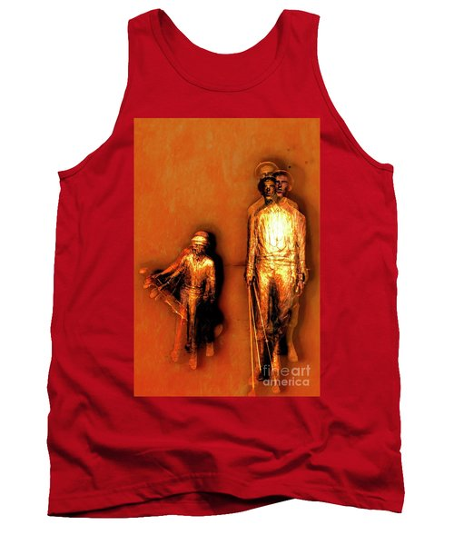 Francis D. Ouimet And Caddy Tank Top
