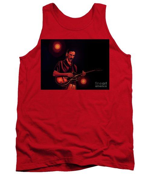 Frank Zappa 2 Tank Top