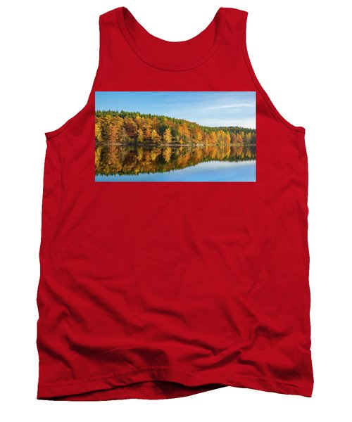 Frankenteich, Harz Tank Top by Andreas Levi
