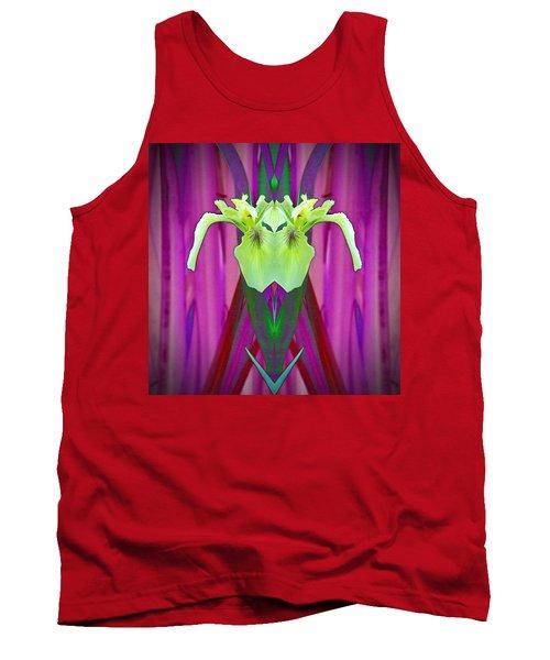 Freaky Iris Tank Top