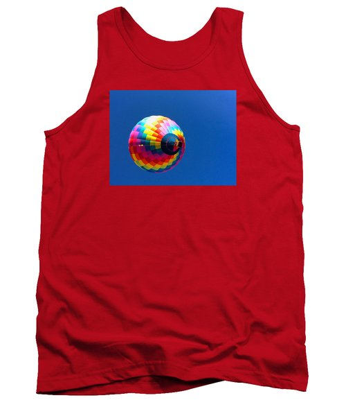 Tank Top featuring the photograph Free by Brenda Pressnall