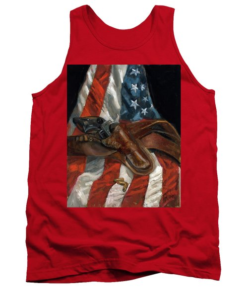 Freedom Tank Top by Billie Colson